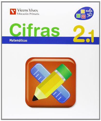 9788468201634: Cifras 2 (2.1-2.2-2.3) - 9788468201634