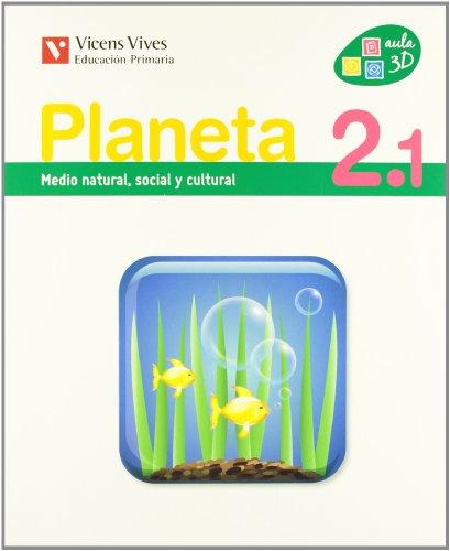 9788468201641: Planeta 2 (2.1-2.2-2.3) - 9788468201641