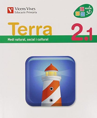 9788468201696: Terra 2 (2.1-2.2-2.3)