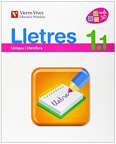 9788468201764: Lletres 1 (1.1-1.2-1.3)