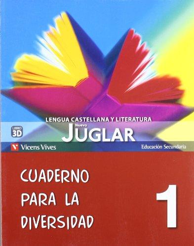 Nuevo Juglar, lengua y literatura, 1º ESO.: VICENS VIVES