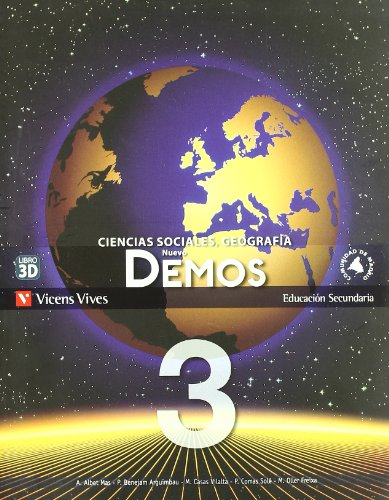 9788468202068: Nuevo Demos 3 Madrid