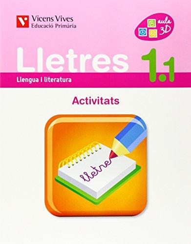 9788468202778: Lletres 1 Activitats (1.1-1.2-1.3)