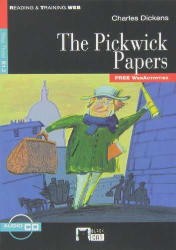 9788468203034: THE PICKWICK PAPERS (BOOK + CD)