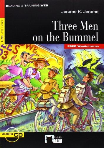 9788468203041: Three men on the Bummel