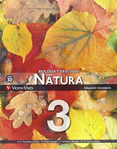 9788468203188: Nuevo Natura, 3 ESO (Valencia). Separata