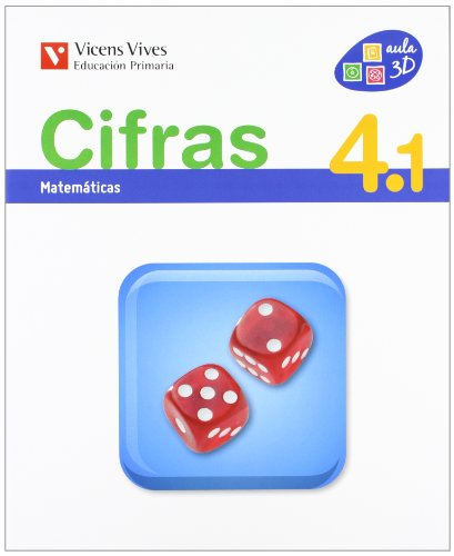9788468203799: Cifras 4 (4.1-4.2-4.3) - 9788468203799