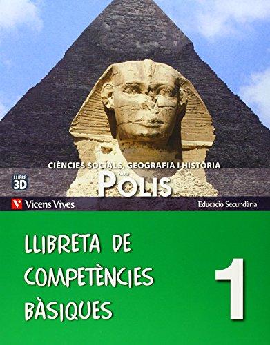 9788468203973: Nou Polis 1 Llibreta Competencies Basiques - 9788468203973