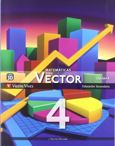 9788468204529: Nuevo Vector 4 Op.a