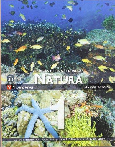 9788468204802: Nuevo Natura 1+ Andalucia Sep (ed. 2011) - 9788468204802