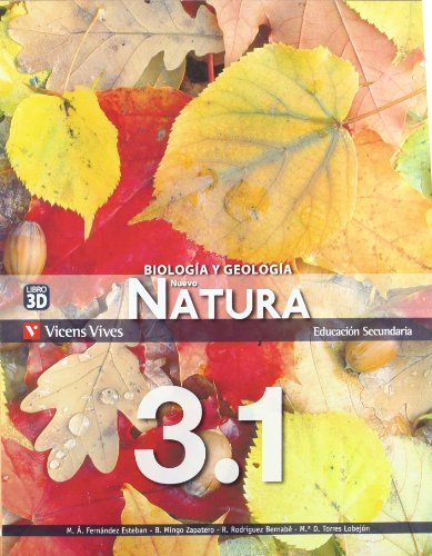 9788468204888: Nuevo Natura 3 Trim+ Andalucia Sep (ed. 2011) - 9788468204888