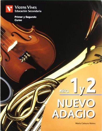 Nuevo Adagio, 1 y 2 ESO (Andalucía): Cateura Mateu, María
