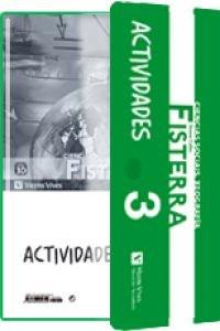 9788468205359: 3� E.S.O.-N.FISTERRA 3 (G). C.ACTIVIDADES (2011)