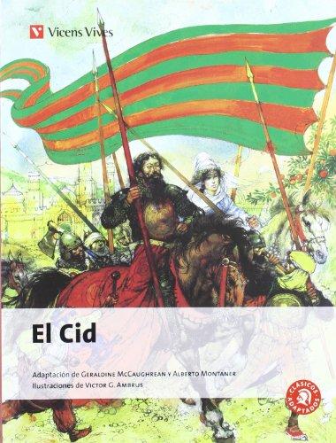 9788468205984: El Cid N/c (Clásicos Adaptados) - 9788468205984