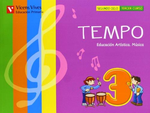 9788468206585: Tempo 3+cd - 9788468206585