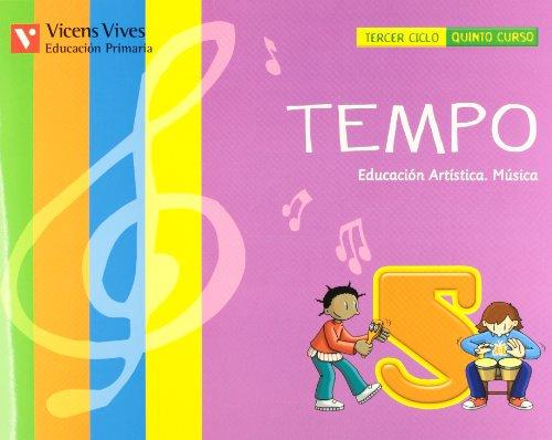 9788468206608: Tempo 5+cd