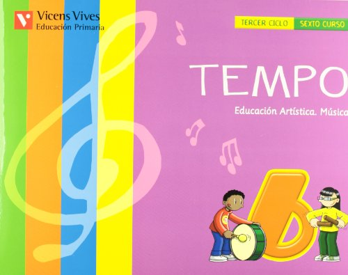 9788468206615: Tempo 6+ CD