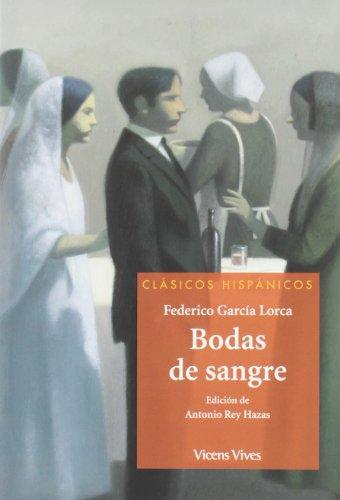 9788468206868: BODAS DE SANGRE (CLASICOS HISPANICOS)