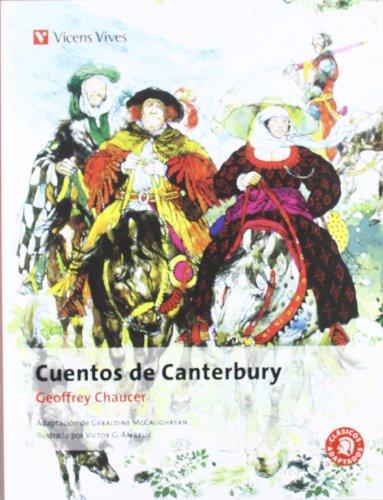 9788468207537: Cuentos De Canterbury (clasicos Adaptados)