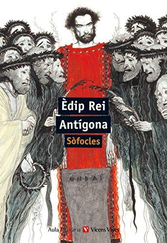 9788468207575: Edip Rei. Antigona (aula Literaria)