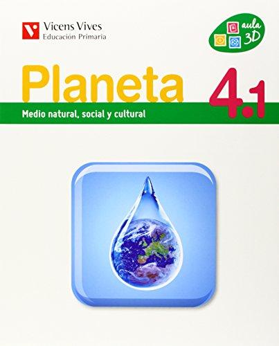 9788468207841: Planeta 4 Asturias (4.1-4.2-4.3)