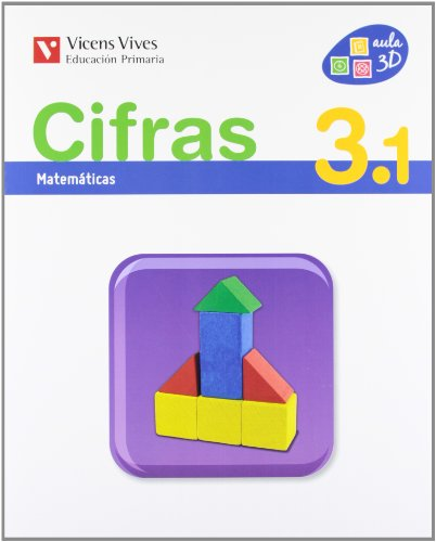 9788468207971: Cifras 3 (3.1-3.2-3.3) Andalucia