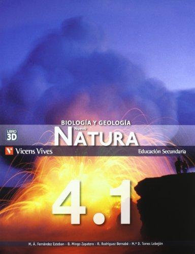 9788468207995: Nuevo Natura 4 Trimestralizado (4.1-4.2) - 9788468207995