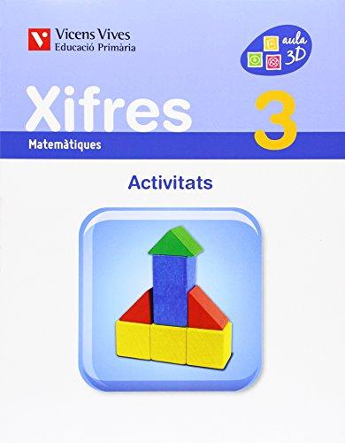 9788468208381: Xifres 3 Activitats