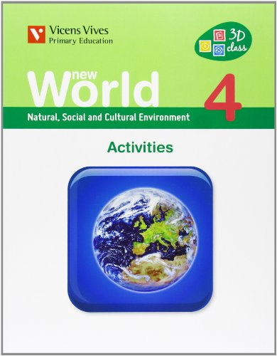 9788468208695: New World 4 Activities - 9788468208695