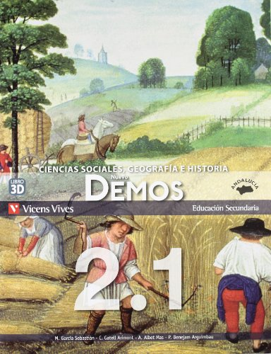 9788468208756: Nuevo Demos 2 Andalucia (2.1-2.2-2.3) Trim