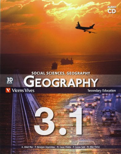 9788468208770: Geography 3 (3.1-3.2-3.3)+cd - 9788468208770