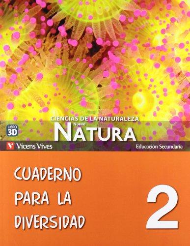 9788468209890: Nuevo Natura 2 Cuaderno Diversidad - 9788468209890