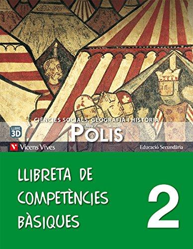 9788468209920: Nou Polis 2 Llibreta Competencies Basiques