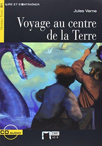 9788468210407: Voyage au centre de la Terre (Chat Noir. Lire Et S'entrainer)