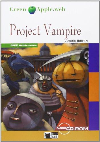 PROJECT VAMPIRE+CD-ROM (FW) (Paperback): Victoria Heward