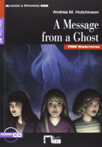 9788468210735: Message From A Ghost, A [Lingua inglese]