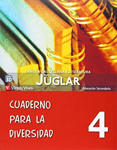 9788468210797: Nuevo Juglar 4 Cuaderno Diversidad - 9788468210797