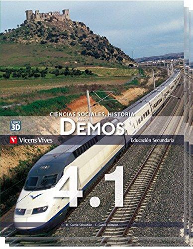 9788468210896: Nuevo Demos 4 Trim + Aragon Separata - 9788468210896