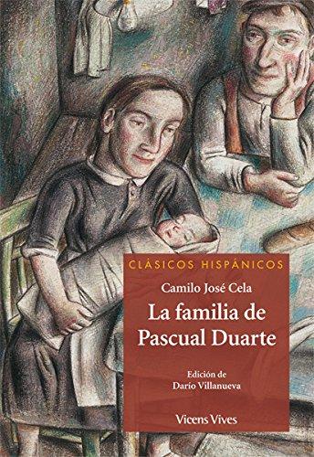 9788468213491: La Familia De Pascual Duarte (clasicos Hispanicos) (Clásicos Hispánicos) - 9788468213491