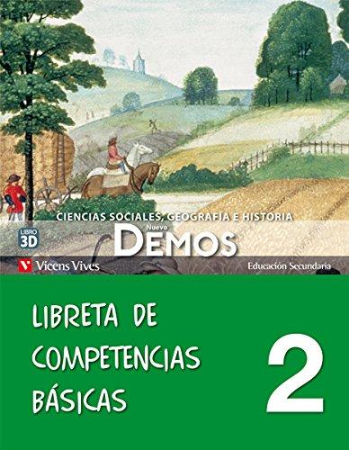 9788468213538: Nuevo Demos 2 Libreta Comp. Basicas+canarias - 9788468213538