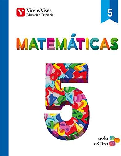 9788468214696: MATEMATICAS 5 (MONOVOLUMEN): MATEMATICAS 5 (Trimestral): 000001 - 9788468214696
