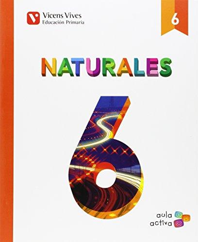 Ciencias naturales 6ºprimaria. Aula activa: Vv.Aa