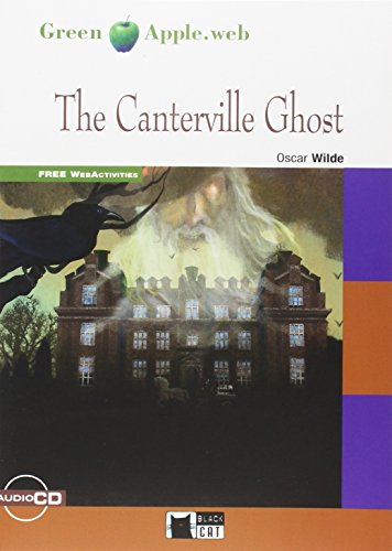 9788468215792: THE CANTERVILLE GHOST+CD (GREEN APPLE) FW