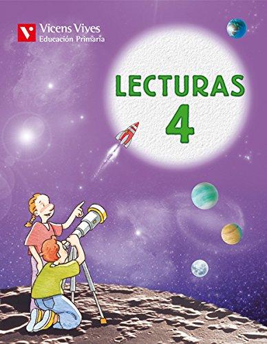 9788468217734: Lecturas 4