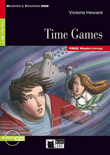 TIME GAMES+CD: HEWARD, VICTORIA