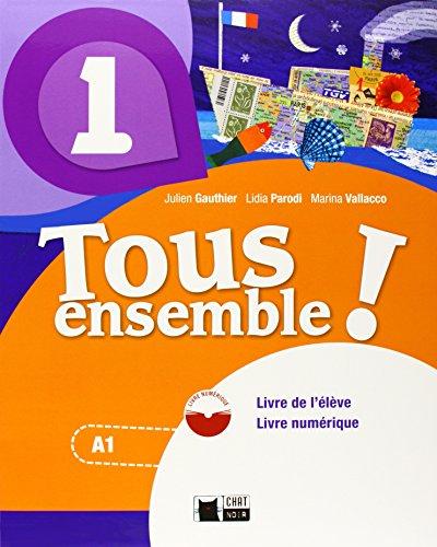 9788468217888: Tous Ensemble 1 Livre De L'eleve + Dvd-rom