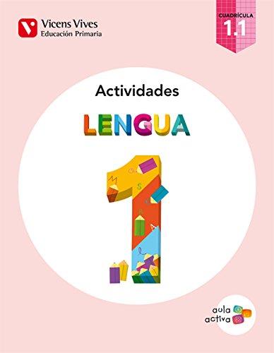 Aula Activa, lengua, 1 Educación Primaria. Actividades