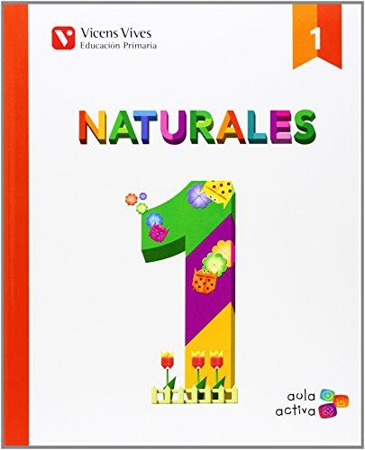9788468220369: Naturales 1 (Aula Activa)