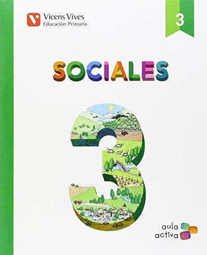 9788468220574: SOCIALES 3 + ASTURIAS SEP (AULA ACTIVA): Sociales 3. L. Alumno Y Separata Asturias Aula Activa: 000002 - 9788468220574
