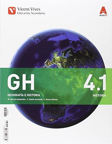 9788468220734: GH 4 (4.1-4.2)+ SEPARATA ASTURIAS (AULA 3D): 000002 - 9788468220734